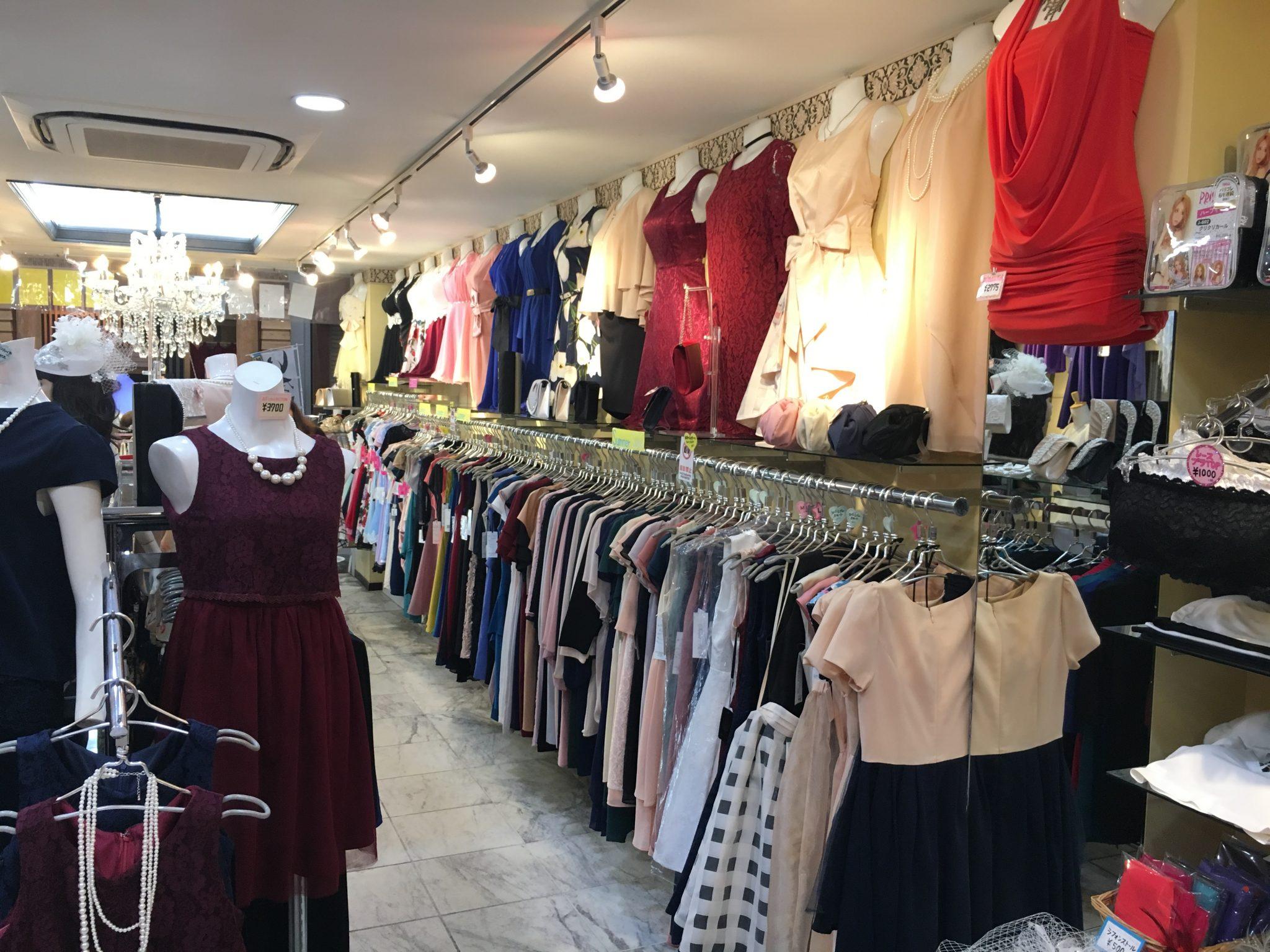 AS COLLECTIONウィッグ店アズコレクション商品(ドレス2)