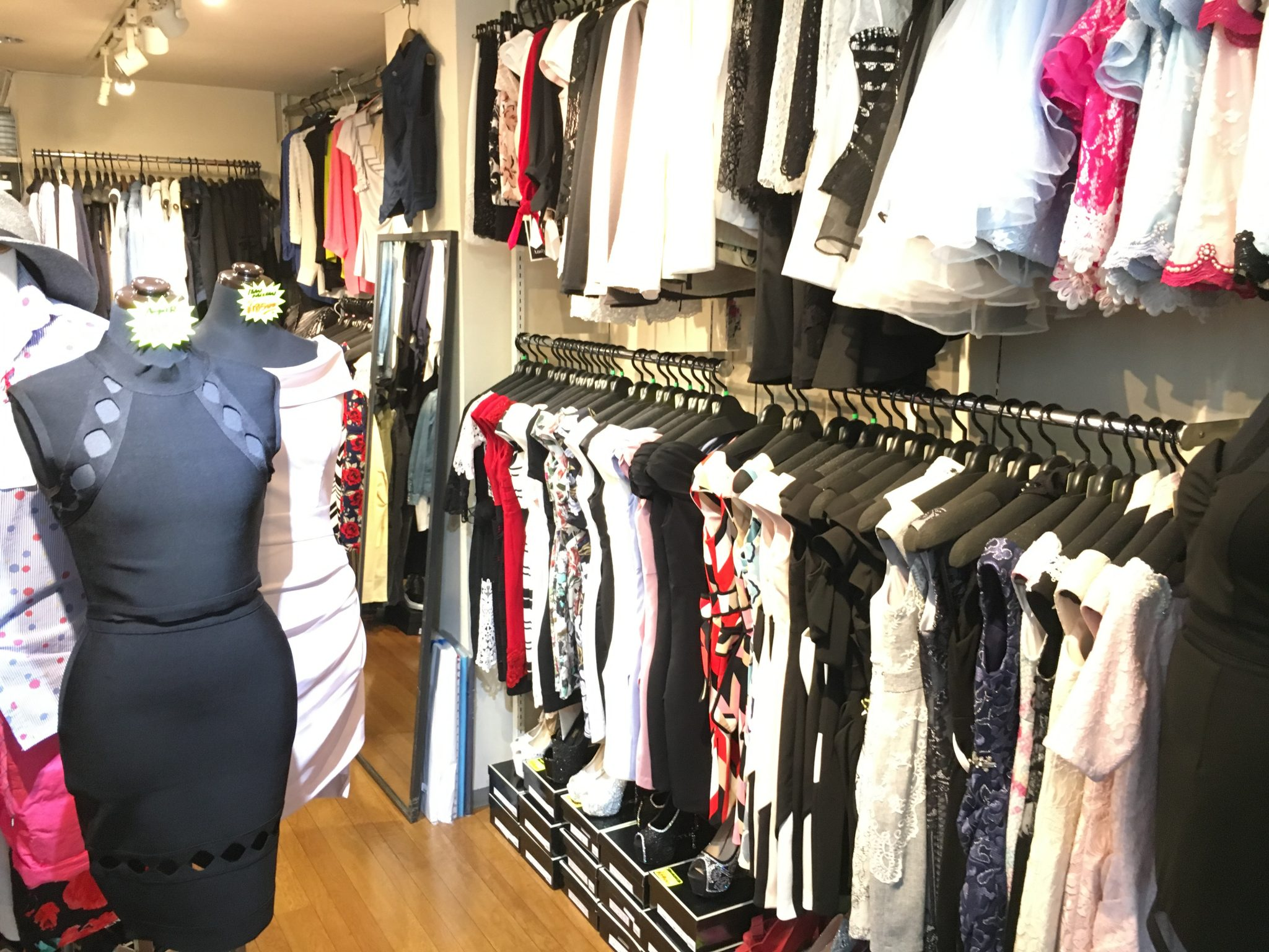 ヒロ・クロージング商品(ドレス2)