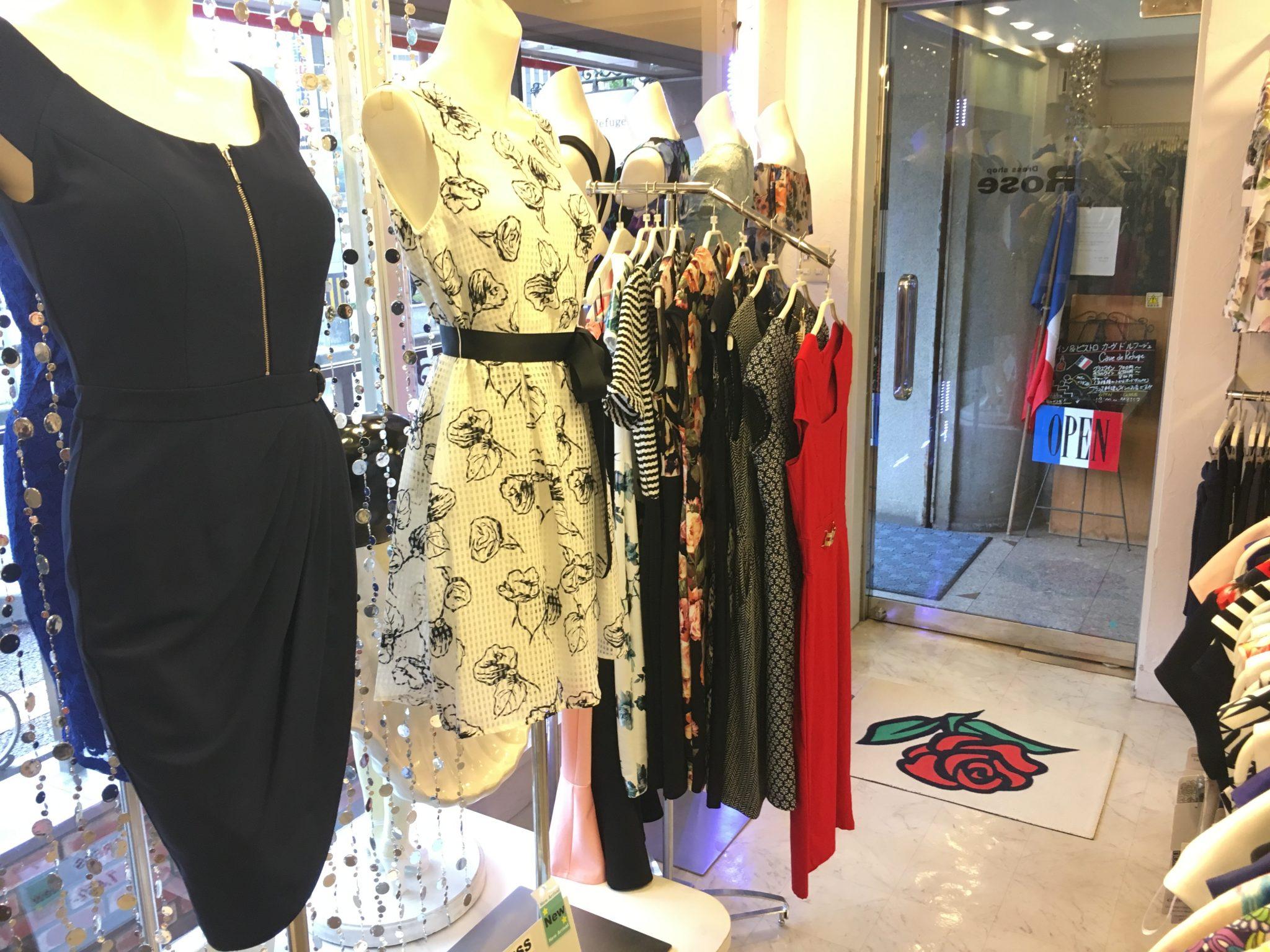 ドレスショップローズ中洲2号店商品(ドレス2)