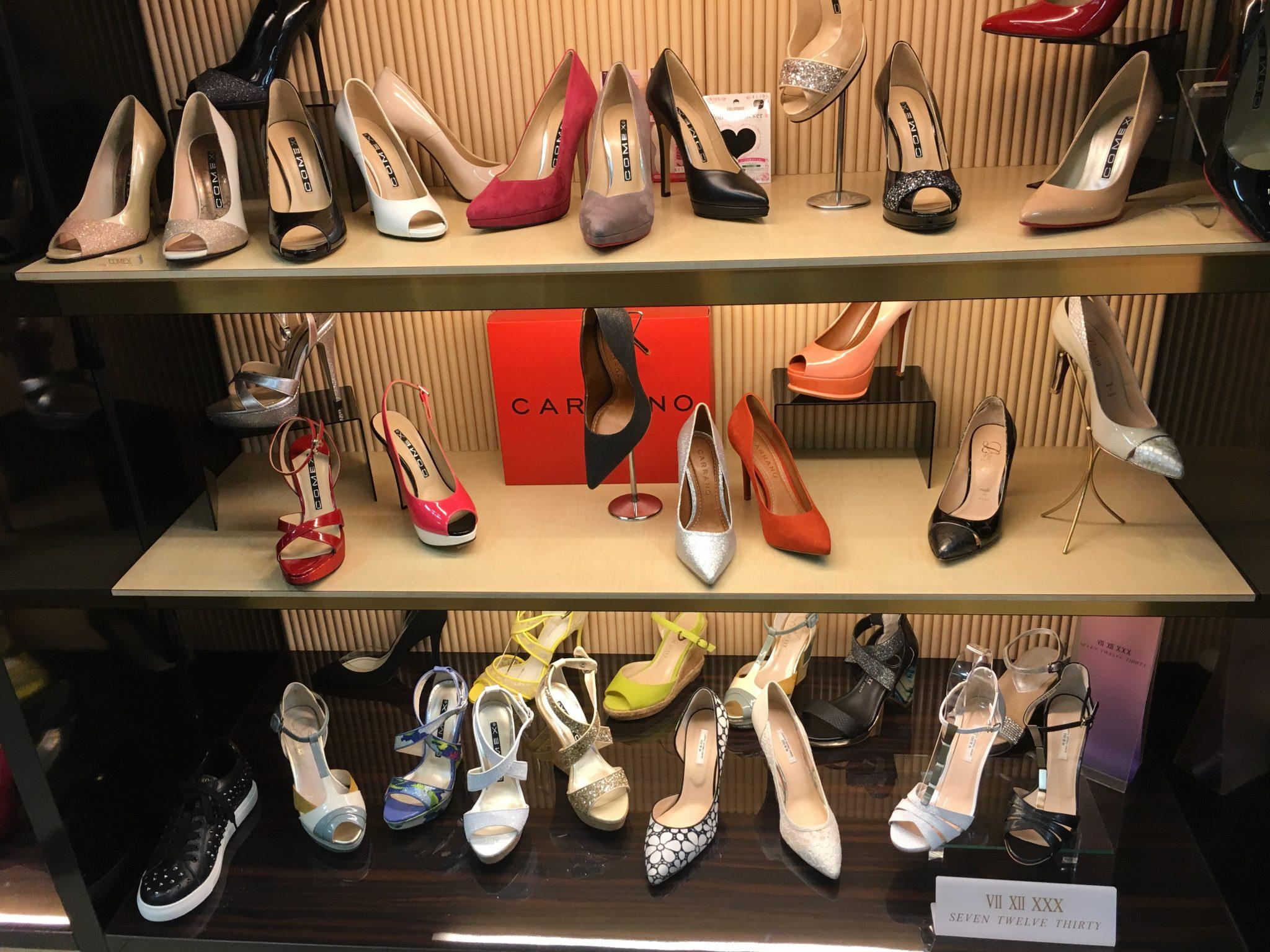 ビー・ミラノ中洲大通店商品(靴)