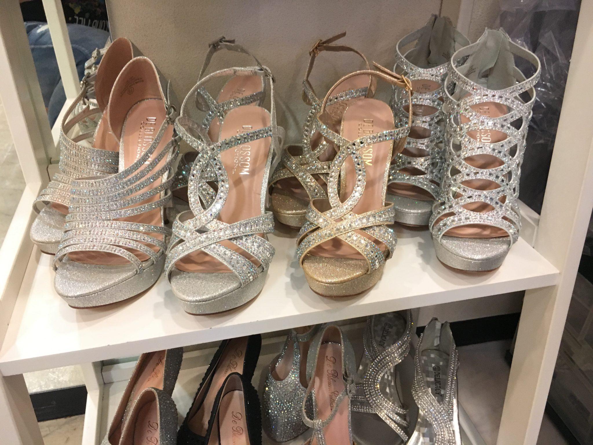 ROSEドレスショップローズ 中洲店商品(靴)