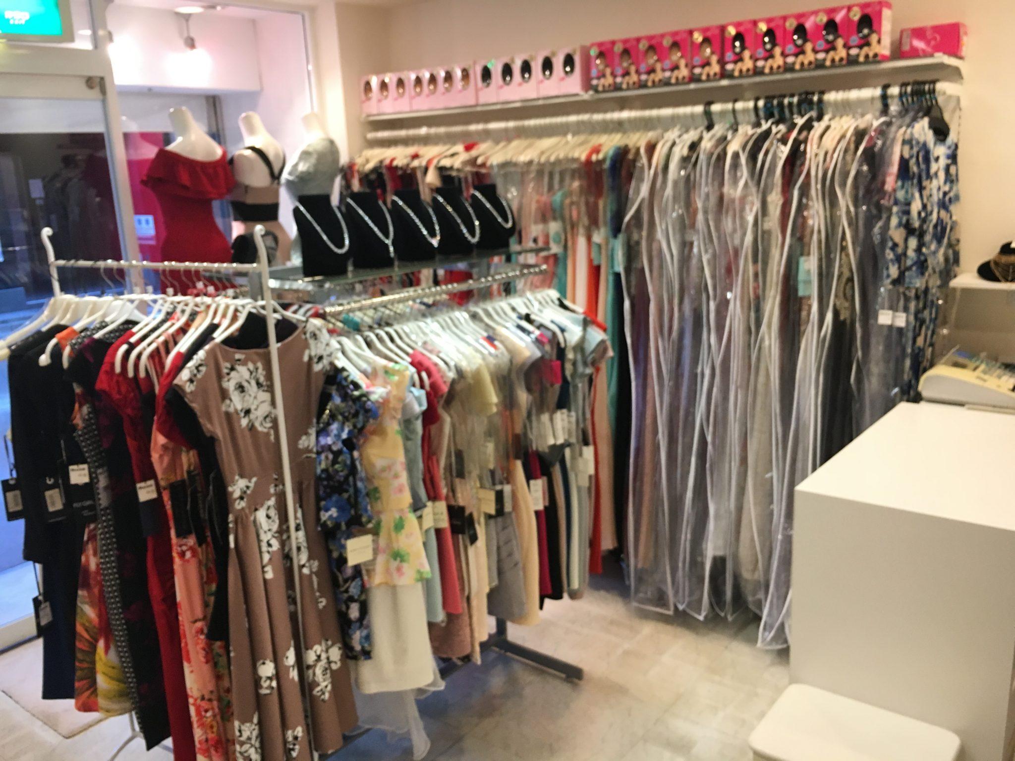 ROSEドレスショップローズ 中洲店商品(ドレス2)