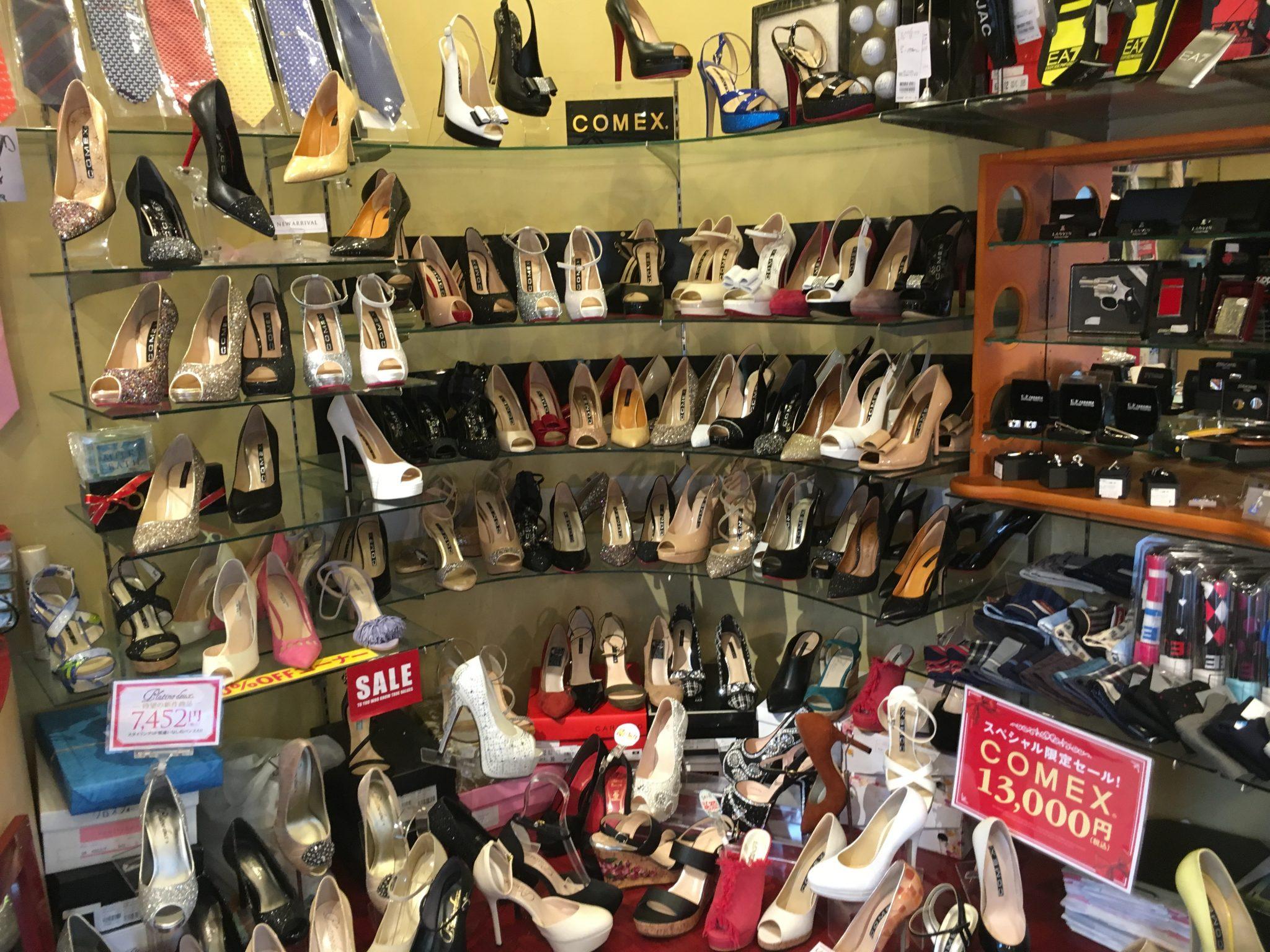 ビー・ミラノNビル店商品(靴)