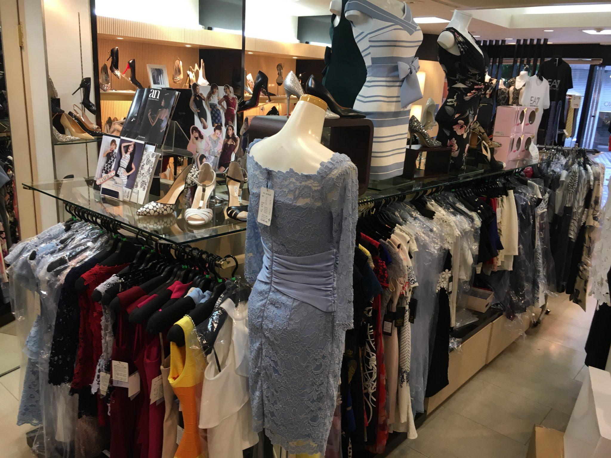 ビー・ミラノ中洲大通店商品(ドレス2)