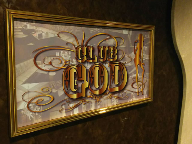 CLUB‐GOD クラブゴッド