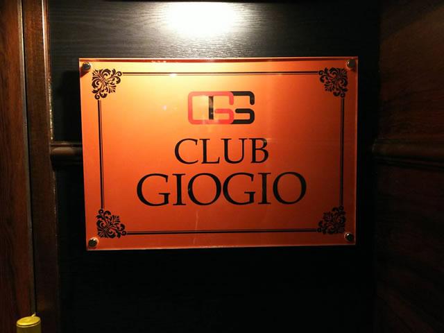CLUB GIOGIO (ジョジョ)